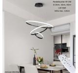 LED Pendelleuchte HH-246/BH-246 stufenlos einstellbar Lichtfarbe Helligkeit Höhenverstellbar