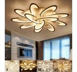 LED Deckenleuchte 2127 mit Fernbedienung Lichtfarbe/helligkeit einstellbar A+