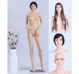 YF4-F with 2 free wigs