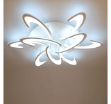 C-Ware C2127-9 LED ceiling light 2127-9 with remote control light color / brightness adjustable A +