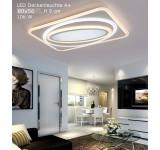 B-Ware B180  LED Deckenleuchte XW093 Flaches-Design  mit Fernbedienung Lichtfarbe und helligkeit einstellbar