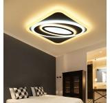 LED Deckenleuchte XW092 Flaches-Design  mit Fernbedienung Lichtfarbe und helligkeit einstellbar