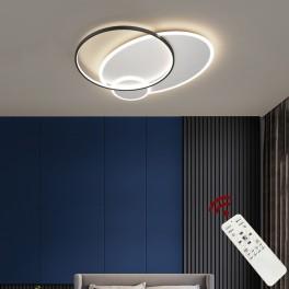 LED Deckenleuchte X81 mit Fernbedienung Lichtfarbe/helligkeit einstellbar A+
