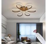 XW809 LED Deckenlampe mit Fernbedienung Lichtfarbe/ Helligkeit einstellbar