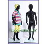 abstract child mannequin XB-4H 125cm