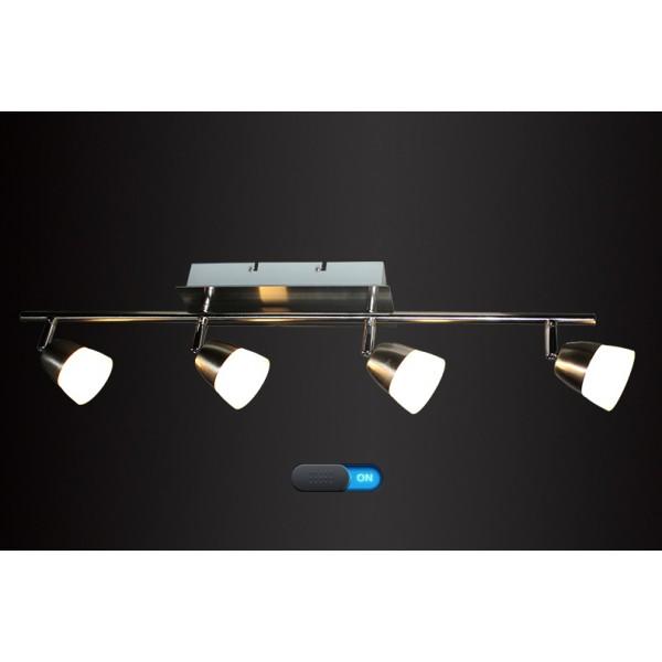 Led spot lampe for Deckenleuchte led balken
