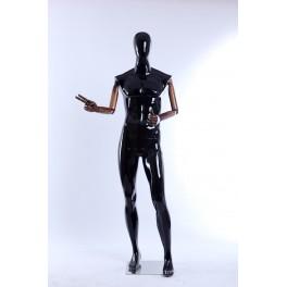 schwarz lackierter Mann XM11H-M