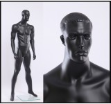MA12-8 schwarz lackierter Mann in matt