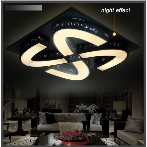 led deckenleuchte. Black Bedroom Furniture Sets. Home Design Ideas