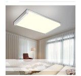 LED Deckenleuchte 3065 Alu Rahmen