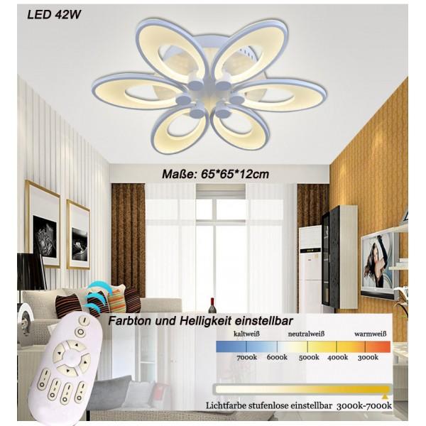 Led Wohnzimmer Deckenlampen | Led Deckenleuchte