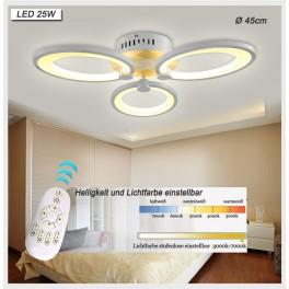 LED Deckenleuchte 6022  mit Fernbedienung