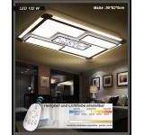 B60 LED Deckenleuchte Y6009 mit Fernbedienung