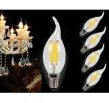 LED Leuchtmittel E14 4Watt 340Lumen 2700k warmweiß A+