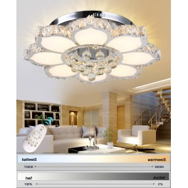 LED Deckenleuchte 3017WJ  mit Fernbedienung