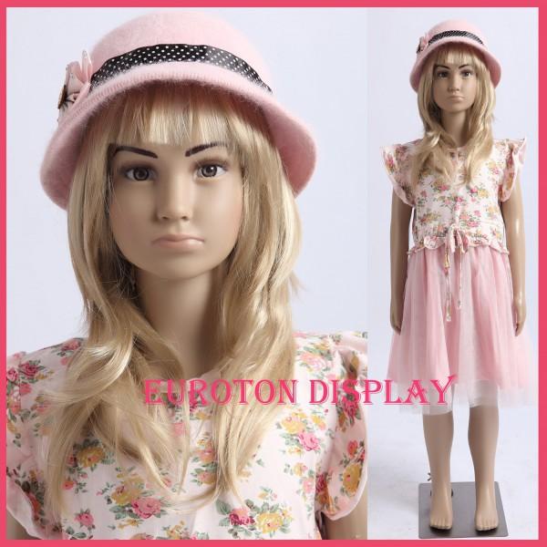 SB-1 Eurotondisplay Schaufensterpuppe Mannequin Kinder 110 cm Kinderpuppe