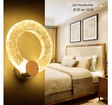 LED Wall light 2802 Ø 20 cm  A+