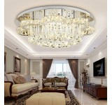 LED ceiling light 6019-80 LNB. Incl. LEDs and remote control color adjustable 96 W
