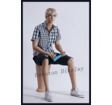 MS-12 male mannequin full body manikin window dummy