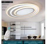 LED ceiling light XW092 white small design A+