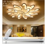 LED ceiling light 2127 with remote control light color / brightness adjustable A +