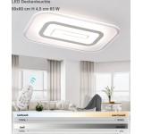 LED Deckenleuchte 1614-900x600. Mit Fernbedienung ist die Lichtfarbe/Helligkeit einstellbar A+