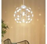 LED Pendelleuchte XW813 mit Fernbedienung ist die Helligkeit einstellbar A+ Esszimmerleuchte Esszimmerlampe