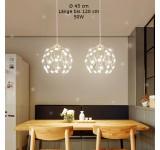 LED Pendelleuchten mit Fernbedienung A+ Esszimmerleuchte Esszimmerlampe
