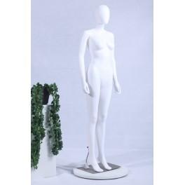 FC-7white  abstrakte female plastic